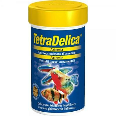 TETRA Aliments solution saline saumure poisson Delica 100 Aliment poissons