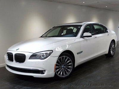 2009 BMW 7-Series 750Li 2009 BMW 750Li NAV CONVENIENCE-PKG HEATED-SEATS XENONS COMFORT-ACCESS MSRP$87k