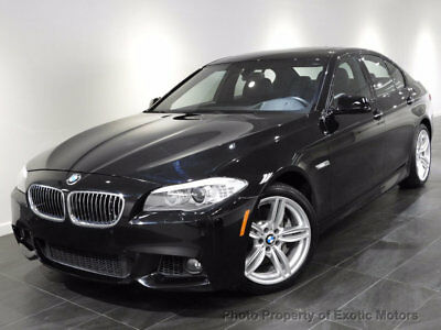 2013 BMW 5-Series 535i xDrive 2013 BMW 535xi AWD NAV M-SPORT/TECHNOLOGY/COLD-WEATHER/PREMIUM-PKG MSRP$68k