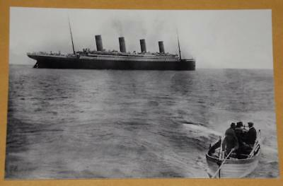 TITANIC Last Vintage Photo Taken Francis Browne White Star Ship Sank RMS 247