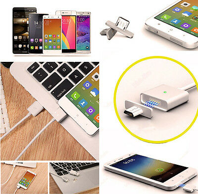Micro USB 2.4A Charging Cable Magnetic Adapter Charger for Android Samsung/LG NE