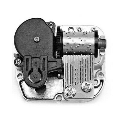 Retro Musical Movement Hand Crank DIY Metal for DIY Music Boxes Chic
