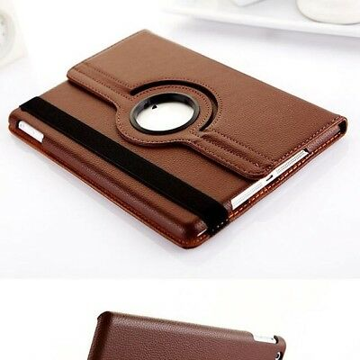 iPad 4 4th Generation iPad 3 2 Case Cover Classic 360 Rotation Leather (OPT SP)