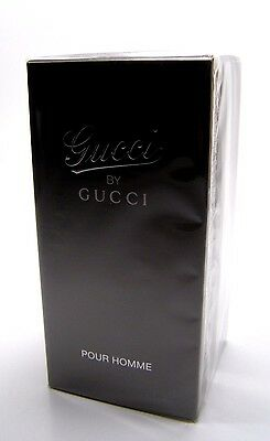 Gucci by Gucci Pour Homme After Shave Lotion 90 ml * Neu / Ovp, in Folie *