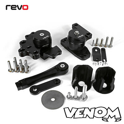 REVO Performance 3 Piece Engine Mounts Set VW Golf MK5 GTi 1K- 1RV511M500102
