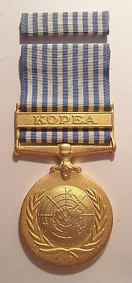 United Nations Korean Service Military Medal with RIBBON Greek Version