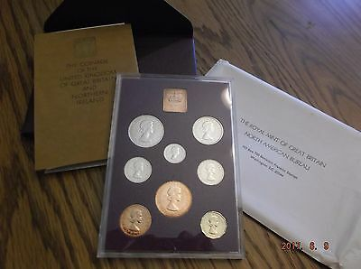 1970 Proof Set Coinage of the U.K. of Great Britain and Northern Ireland