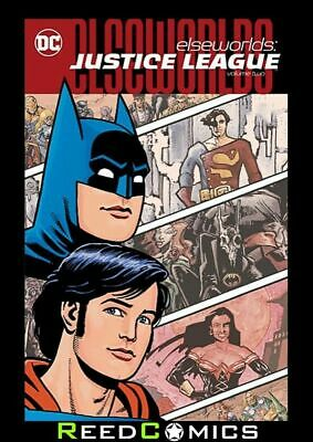 ELSEWORLDS JUSTICE LEAGUE VOLUME 2 GRAPHIC NOVEL New Paperback (424 Pages)