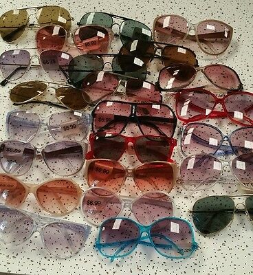Wholesale Lots -144 Foster Grant Vintage Sunglasses- From 1970s-Unused