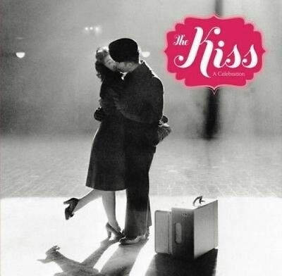 The Kiss: A Celebration by INSIGHT EDITIONS Hardcover Book (English)