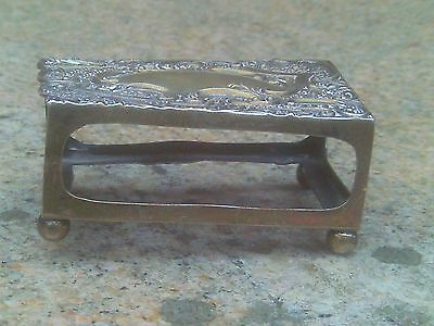 Antique Sterling Silver Matchbox Case