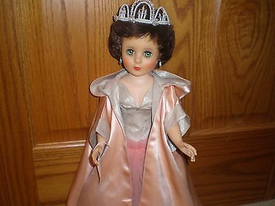 """VINTAGE AMERICAN CHARACTER DOLL All ORIGINAL CLOTHES & SHOES! 20"""""""