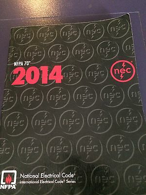 2014 NFPA 70 National Electrical Code (NEC) Book Softcover