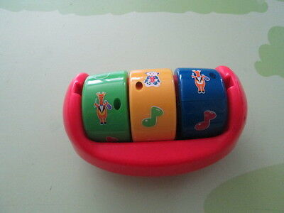 Baby Einstein Discover & Play Exersaucer Replacement  Rattle Spinning Toy