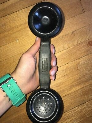 Northern Electric Vintage Headset To Phone