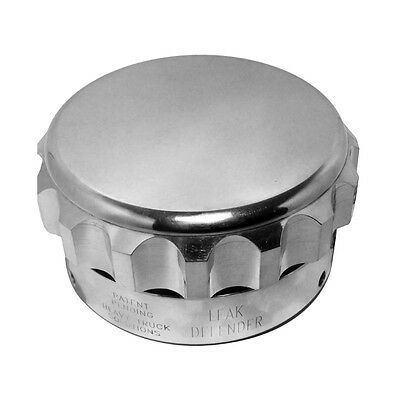 STOP FUEL CAP LEAKS on Peterbilt Trucks | Leak Defender® Collar + Fuel Cap