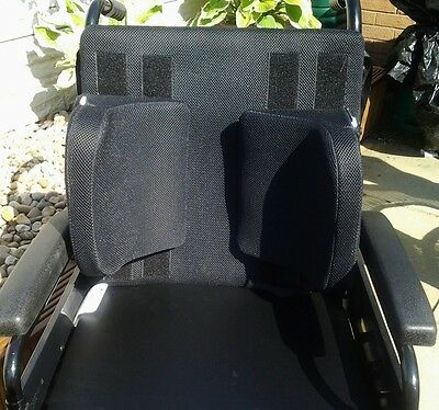 New Qbitus Wheelchair Lateral Support fully adjustable 17 inches wide L@@k