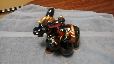 Donkey Mule Salt Pepper Shakers Vinegar Oil Cruet Set Royal Sealy Japan Pottery