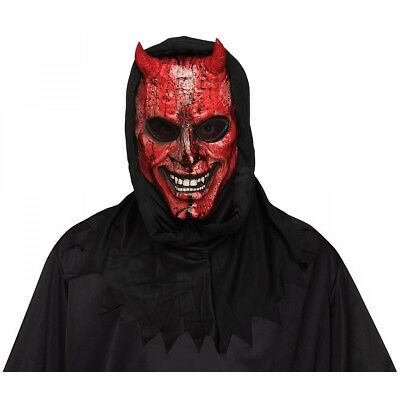 Bleeding Devil Mask Costume Accessory Adult Halloween