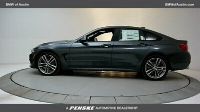 2018 BMW 4-Series 440i Gran Coupe 440i Gran Coupe 4 Series New 4 dr Automatic Gasoline 3.0L STRAIGHT 6 Cyl Mineral