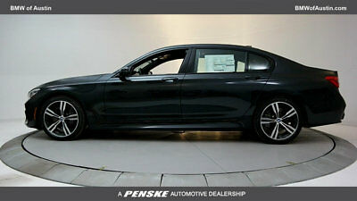 2018 BMW 7-Series 750i 750i 7 Series New 4 dr Sedan Automatic Gasoline 4.4L 8 Cyl Singapore Gray Metall