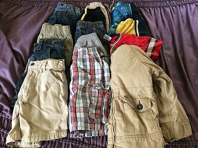 Boys Sz 4T Shorts Lot