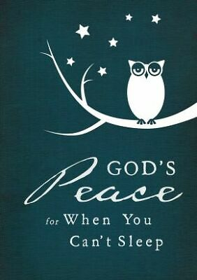 God's Peace When You Can't Sleep .. NEW