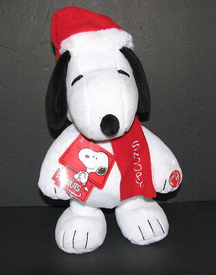 Peanuts Snoopy Animated Plush Toy Dances & Plays Linus & Lucy