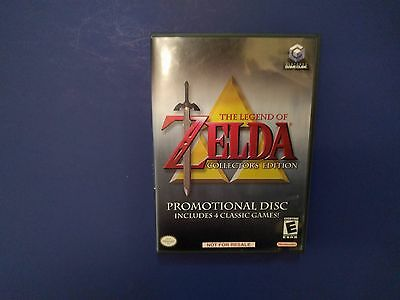 The Legend Of Zelda Collector's Edition (Nintendo GameCube, 2003)