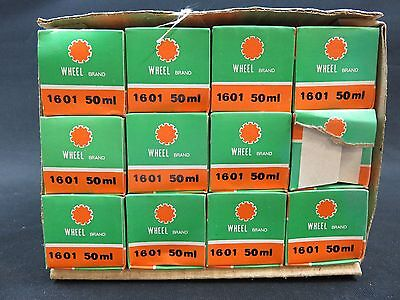 Wheel Brand 50mL graduated cylinder (measuring cylinder) No. 1601 lot of 12