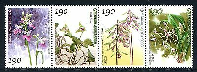 South Korea 2003 Orchids (3rd series) MNH