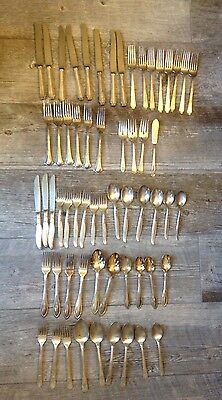Huge Mixed Lot Silverplate Forks Spoons & Knives