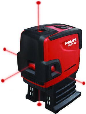HILTI #411279 -PMP 45 - 5 POINT LASER - RED - BRAND NEW w/ 2 YR WARRANTY!