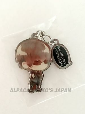 NORN9 METAL KEYCHAIN CHARM STRAP Figure Anime Japan D872+