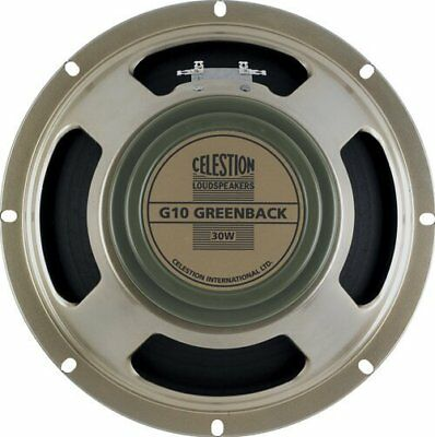 Celestion Greenback   10'' 30W 8 Ohm<T5646> made in UK