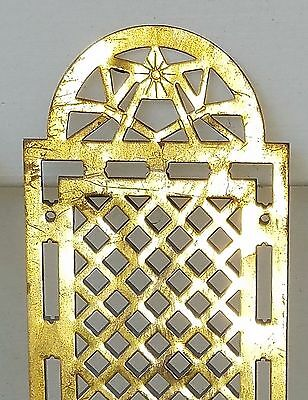 Antique French Brass Door Plates Push Finger $3.99 each or $64 for all 20