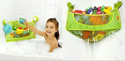 Brand New Brica Corner Bath Basket Toy Organizer Storage Baby Toddler