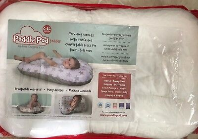 Toddle pod/ poddle pod 6-36 months (with Princess cover) Excellent Condition