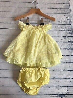 Baby Girls Clothes 0-3 Months - Cute Summer Party Dress -