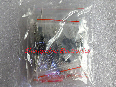 100Pcs 8 Values Diode Bag Assortment Kit Set 1N4148 1N4007 1N5408 For Arduino