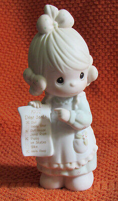 1992 Precious Moments But The Greatest of These Is Love Figurine