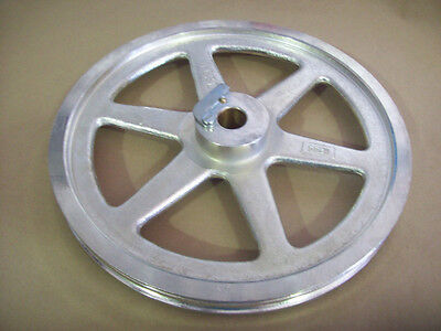 """Upper/Lower 14"""" Saw Wheel For Hobart Meat Saw Model 5014 - Wheel Only"""