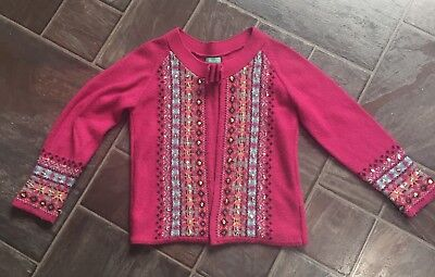 Girls Cardigan From Monsoon - Age 6-8 Years