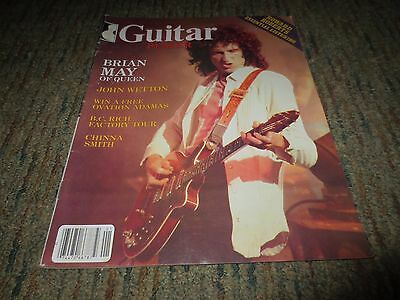 BRIAN MAY - QUEEN 1/832 GUITAR PLAYER Magazine