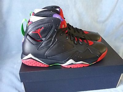 f828058f87b MEN'S NIKE AIR Jordan 7 Retro Marvin The Martian 304775-029 Size 10 ...