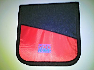 Dvd Cd Wallet Case Holder Discs Holds 20 Disc Capacity God Squad Cmy Other Items