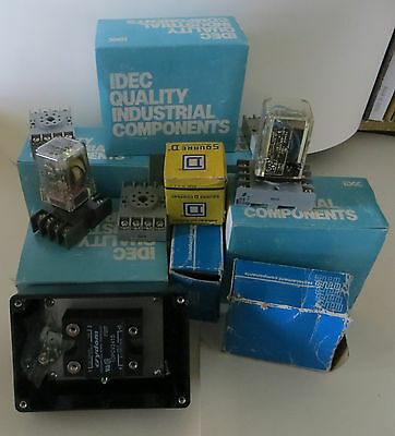 assorted electric relay lot