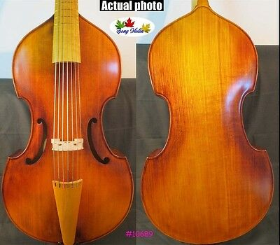 "SONG Brand concert 7 string 27"" viola da gamba.resonant sound"