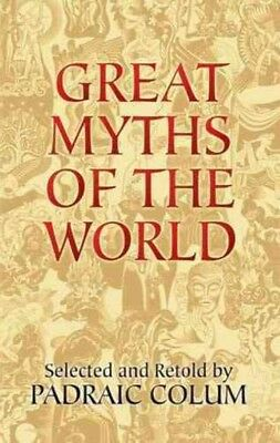 Great Myths of the World by Paperback Book (English)