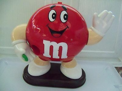 M&M Red Character candy dispenser (2nd one)